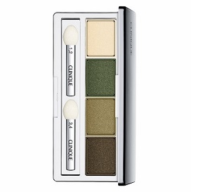 Clinique - All About Shadow Quad -on safari