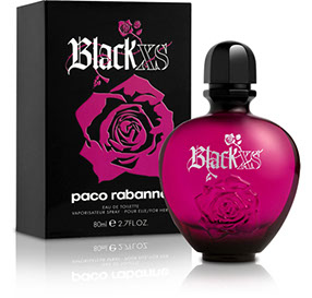 BLACK XS by Paco Rabanne EDT  לאישה / 50 מ
