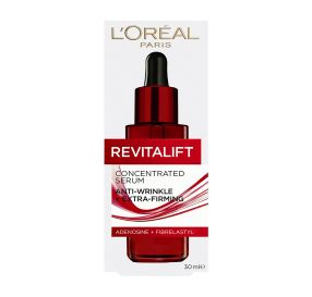 Revitalift Hydrating סרום להזנה והחלקת מראה קמטים ואפקט מיצוק