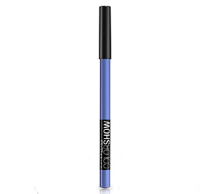 MAYBELLINE ColorShow גוון chambray blue