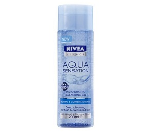 Nivea Aqua Sensation Cleansing Gel