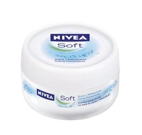מתוחכם NIVEA Soft קרם לחות רב שימושי / 200 מ- בלה משלוח חינם, תוך יומיים GQ-37