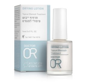 DR.OR DRYING LOTION תרחיף ייבוש / 14 מ
