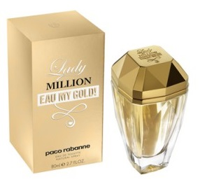 Lady Million EAU MY GOLD!לאישה