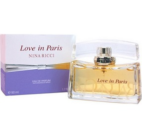 "Love In Paris By Nina Ricci בושם EDP לאישה 50 מ""ל"