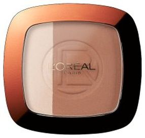 L'oreal Glam Bronze Duo 102