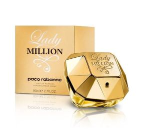"Lady Million by Paco Rabanne EDP לאישה 80 מ""ל"