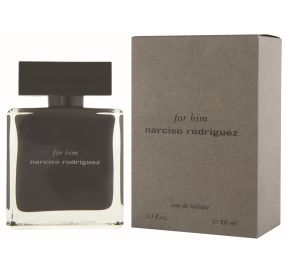 Narciso Rodriguez EDT For Him בושם א.ד.ט לגבר נרסיסו רודריגז 100 מ''ל