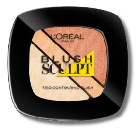 L'oreal Sculpt Blush 102