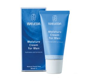 Weleda Moisture Cream For Men קרם לחות לגבר