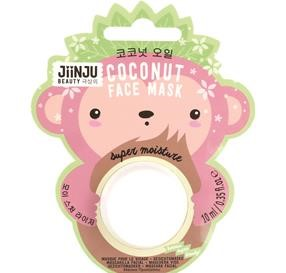 JIINJU Coconut Face Mask