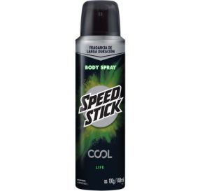 Speed Stick Cool Life דאודורנט ספריי לגבר 140 מ''ל