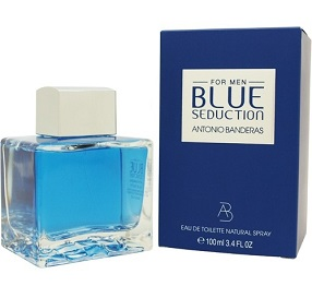 אנטוניו בנדרס Antonio Banderas Blue Seduction בושם לגבר