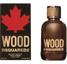 WOOD DSQUARED2 EDT בושם לגבר ווד דסקוורד2 א.ד.ט 100 מ''ל
