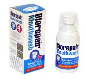 "Biorepair Mouthwash מי פה 250 מ""ל"
