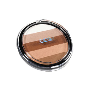Maxi Bronzer Powder סופט טאצ ברונזר