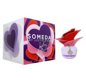 "Someday By Justin Bieber 100 מ""ל"